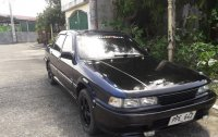 Selling Black Mitsubishi Galant 1990 in Meycauayan