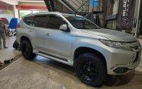Sell Silver 2018 Mitsubishi Montero in Manila