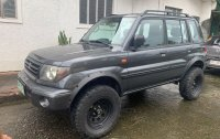 Grey Mitsubishi Pajero 1999 for sale in Marikina