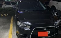 Selling Black Mitsubishi Lancer 2012 in Manila