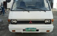 Sell White 1999 Mitsubishi L300 in Quezon City