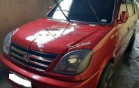 Sell Red 2013 Mitsubishi Adventure in Quezon City