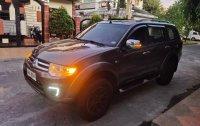 Grey Mitsubishi Montero Sport 2015 for sale in Antipolo