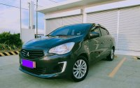 Black Mitsubishi Mirage G4 2014 for sale in Pasay