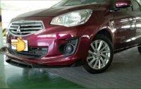 Sell Purple 2019 Mitsubishi Mirage G4 in Manila