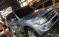 Selling Silver Mitsubishi Pajero 2013 in Quezon