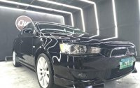 Selling Black Mitsubishi Lancer 2009 in Manila