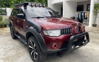 Red Mitsubishi Montero 2012 for sale in Marikina City