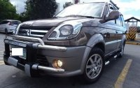 Brown Mitsubishi Adventure 2014 for sale in Manila