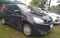 Black Mitsubishi Mirage 2019 for sale in Quezon City