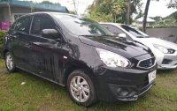 Black Mitsubishi Mirage 2019 for sale in Quezon City