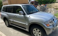 Silver Mitsubishi Pajero 2004 for sale in Pasig City
