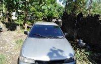 Silver Mitsubishi Lancer 2004 for sale in Quirino
