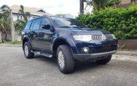 Black Mitsubishi Montero Sport 2012 for sale in Makati