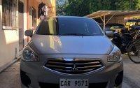 Silver Mitsubishi Mirage 2019 for sale in Olongapo