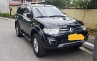 Black Mitsubishi Montero Sport 2015 for sale in Manila