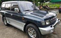 Selling Blue Mitsubishi Pajero 2002 in Manila