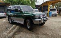 Green Mitsubishi Pajero 2003 for sale in Cebu