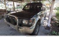 Selling Black Mitsubishi Pajero 1996 in Dumaguete