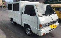 Selling White Mitsubishi L300 2017 in Olongapo
