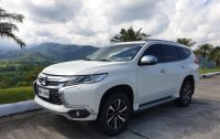 White Mitsubishi Montero 2016 for sale in Mabalacat
