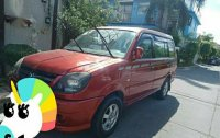 Sell Red 2015 Mitsubishi Adventure in Quezon City