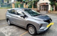 Selling Silver Mitsubishi XPANDER 2019 in Quezon City