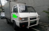 Mitsubishi L300 Aluminum Close Van Manual 1996