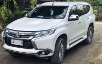 Mitsubishi Montero Sports Manual 2017
