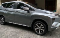Grey Mitsubishi XPANDER 2019 for sale in Quezon