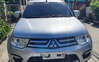 Selling Silver Mitsubishi Montero Sport 2015 in Manila