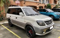 White Mitsubishi Adventure 2014 for sale in Quezon
