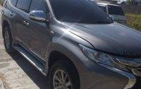 Silver Mitsubishi Montero Sport 2016 for sale in Alaminos