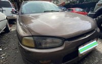 Brown Mitsubishi Lancer Evolution IV GSR 1998 for sale in Pasig