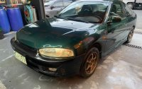 Green Mitsubishi Lancer GSR 2000 for sale in Manila