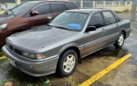 Selling Silver Mitsubishi Galant 1992 in General Trias