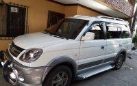 White Mitsubishi Adventure 2017 for sale in Manila