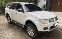 Selling White Mitsubishi Montero 2010 in Taguig