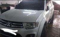 Selling White Mitsubishi Montero 2014 in Muntinlupa