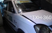 White Mitsubishi Adventure 2006 for sale in Pasig