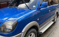 Selling Blue Mitsubishi Adventure 2014 in Caloocan