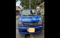Selling Blue Mitsubishi Adventure 2015 in Las Piñas