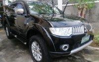 Black Mitsubishi Pajero 2011 for sale in Quezon