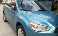 Selling Skyblue Mitsubishi ASX 2012 in Pasig