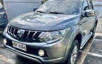 Selling Silver Mitsubishi Strada 2018 in Manila