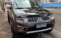Selling Grey Mitsubishi Montero Sport 2012 in Manila