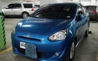 Mitsubishi Mirage Hatchback GLS CVT Auto 2015