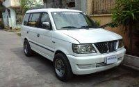 White Mitsubishi Adventure 2002 for sale in Cabuyao