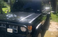 Selling Black Mitsubishi Pajero 1997 in Mandaue