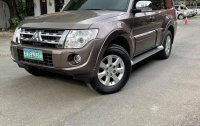 Brown Mitsubishi Pajero 2012 for sale in Cainta